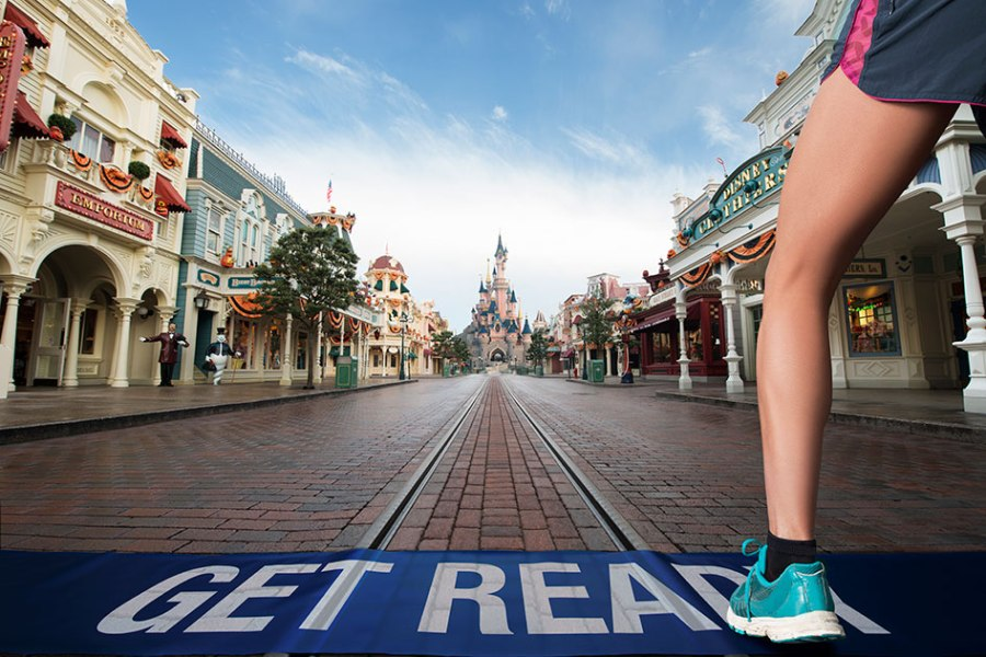 Disneyland Paris Half Marathon, I'm In!