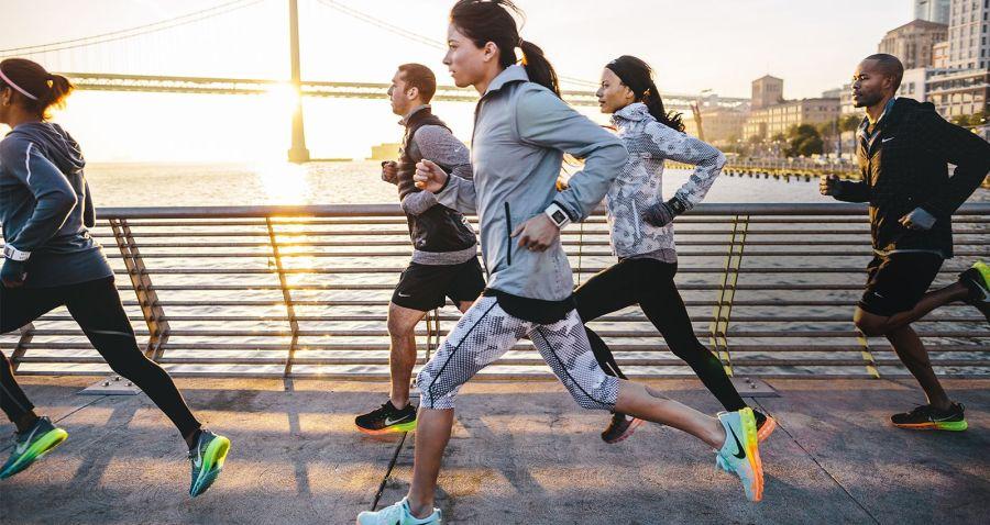 De zeven geboden van de Nike RunClub