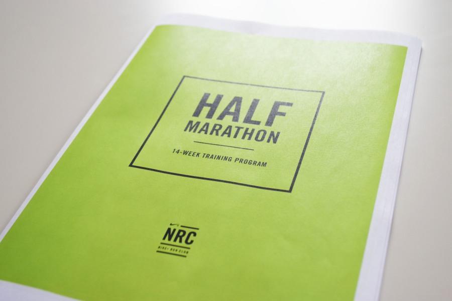 Half Marathon, let'sgo!