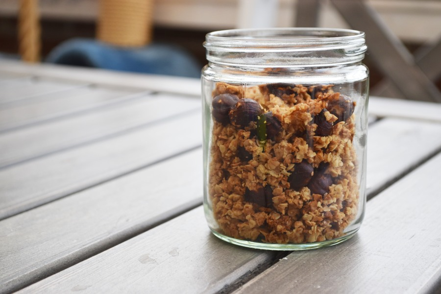 Happy Havermout – Homemade Granola