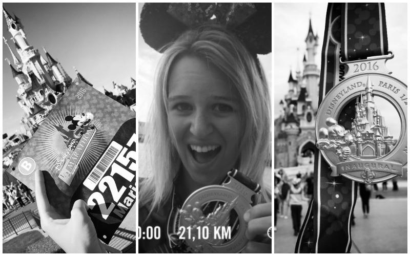 I ran Disney