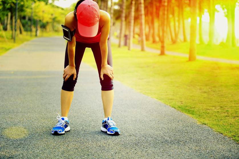 5 fases waar je doormoet wanneer je opnieuw begint tesporten