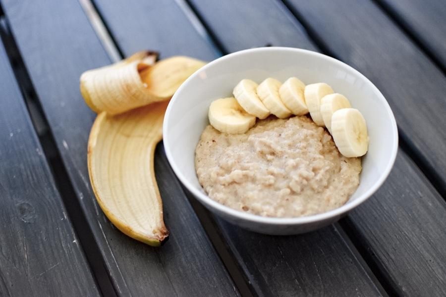 Happy Havermout – Banana PuddingOatmeal
