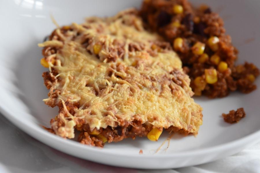 Quinoa Chili ConCarne
