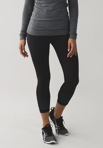 2015 1204 Lululemon Pace Rival Crop Lights Out Black_Forage Teal