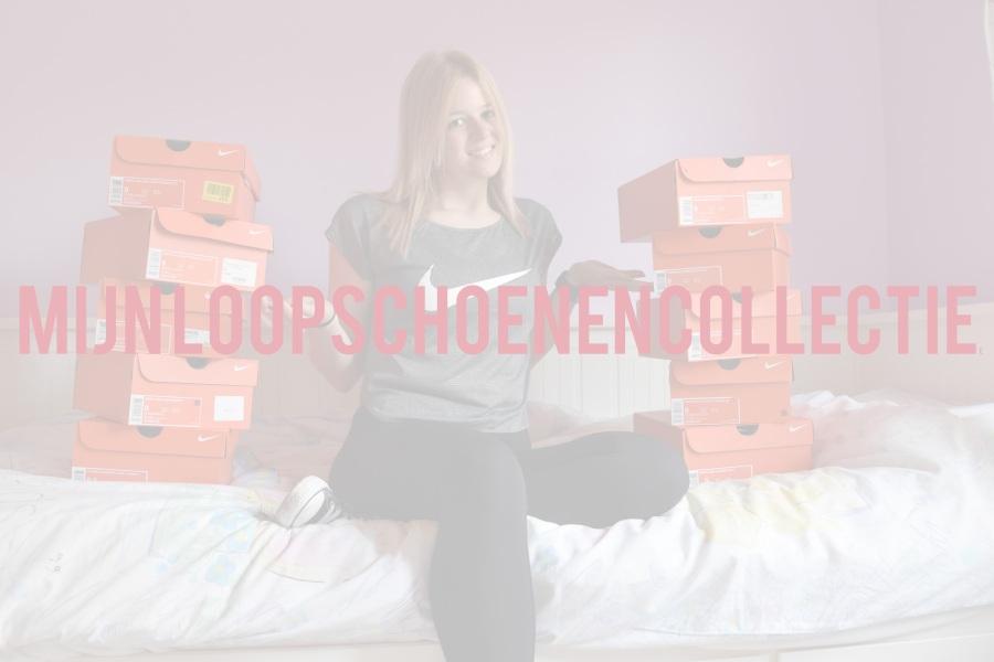 VLOG: Mijn loopschoenencollectie
