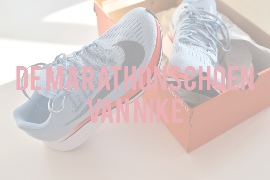 VLOG: De marathonschoen vanNike