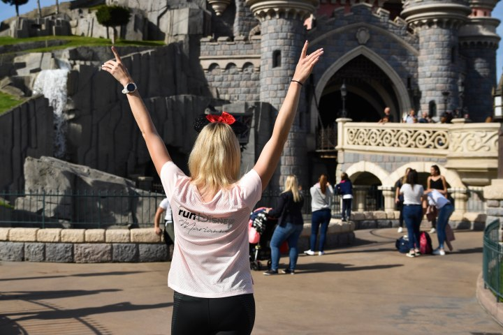 Did it again: een magisch loopweekend in Disneyland Parijs