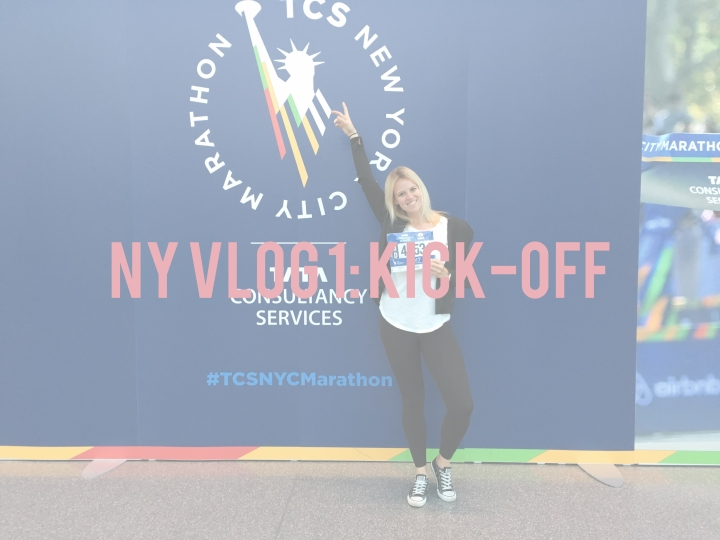 NY VLOG 1:Kick-off
