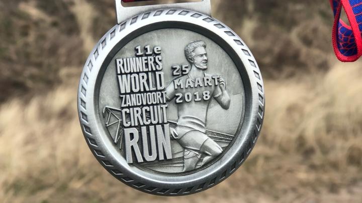 Hoe ik m'n PR op de halve marathon verbrak tijdens de Zandvoort CircuitRun