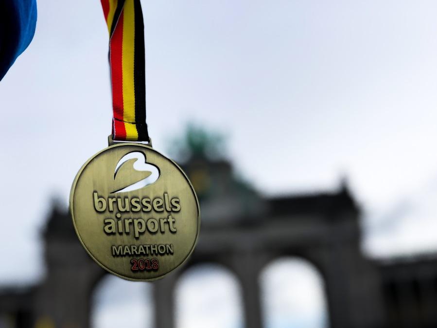 Brussels Airport Marathon: hoe deze marathon een mentale strijd werd in plaats van eenfysieke